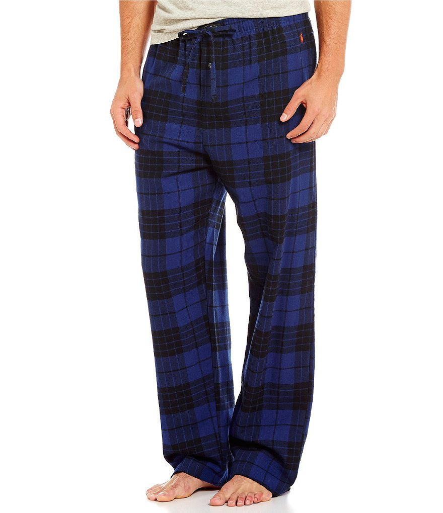 Polo Ralph Lauren Plaid Flannel Pajama Pants