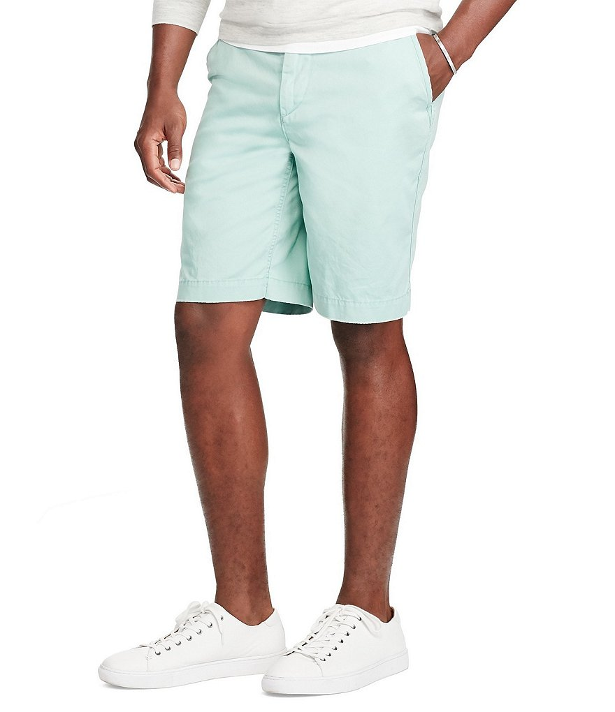 Polo Ralph Lauren Relaxed-Fit Twill Surplus Shorts | Dillards