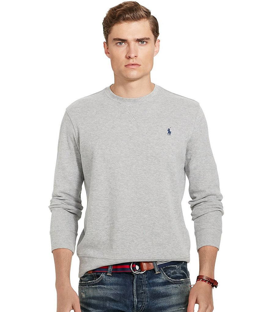 Polo Ralph Lauren Ribbed Cotton Sweatshirt