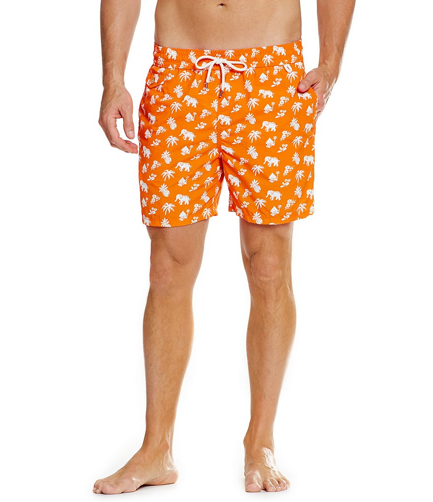 Polo Ralph Lauren Tropical Traveler Swim Shorts