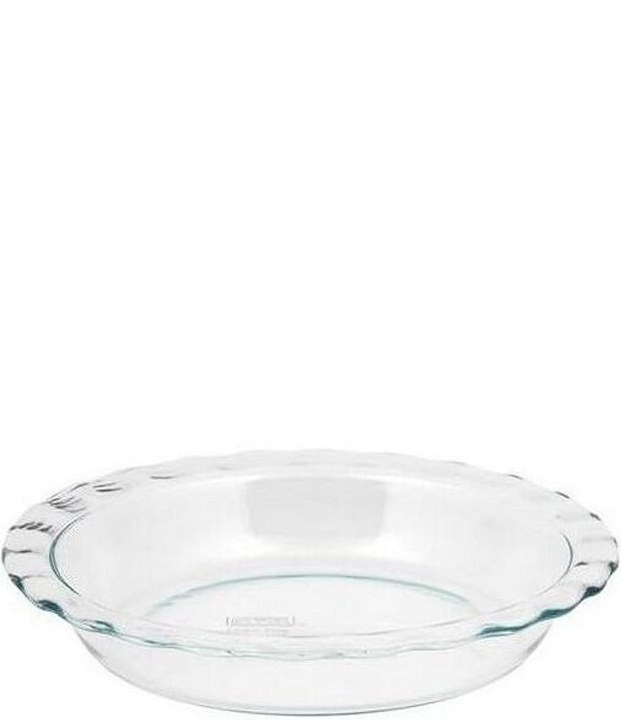 Pyrex Easy Grab Glass Pie Dish