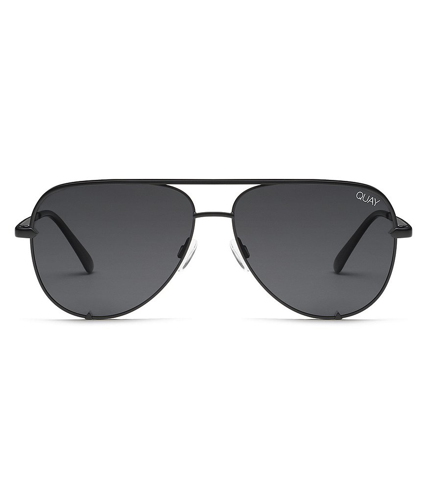 Quay Australia Polarized High Key Mini Sunglasses