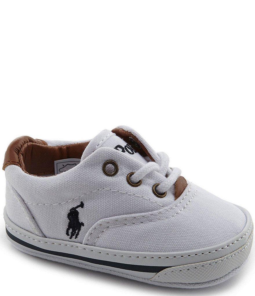 c3251b5ff733 Ralph Lauren Baby Boys' Vaughn Canvas Shoes | Dillard's