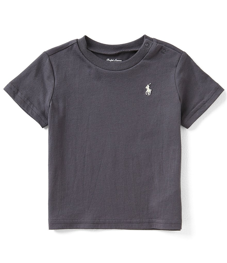 Ralph Lauren Childrenswear Baby Boys 3-24 Months Short-Sleeve Tee
