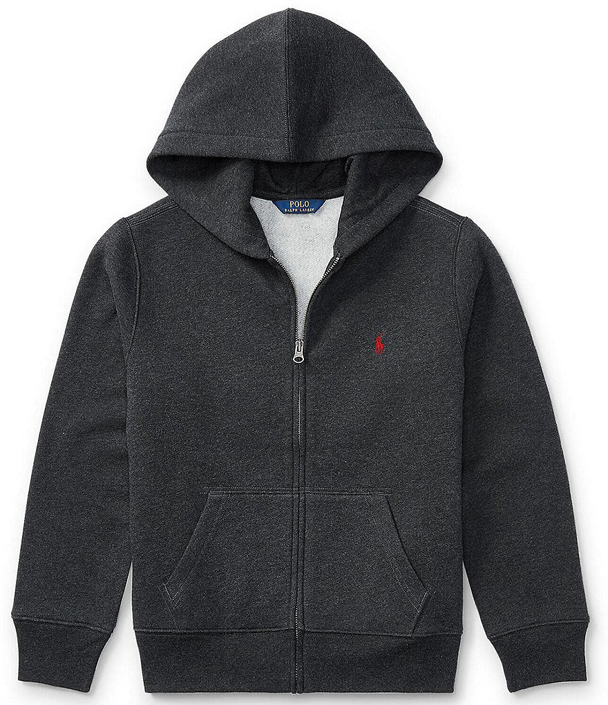 Ralph Lauren Childrenswear Big Boys 8-20 Cozy Hoodie