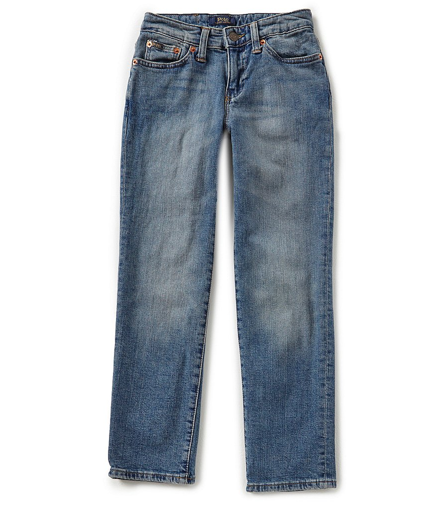 Ralph Lauren Childrenswear Big Boys 8-20 Denim Jeans