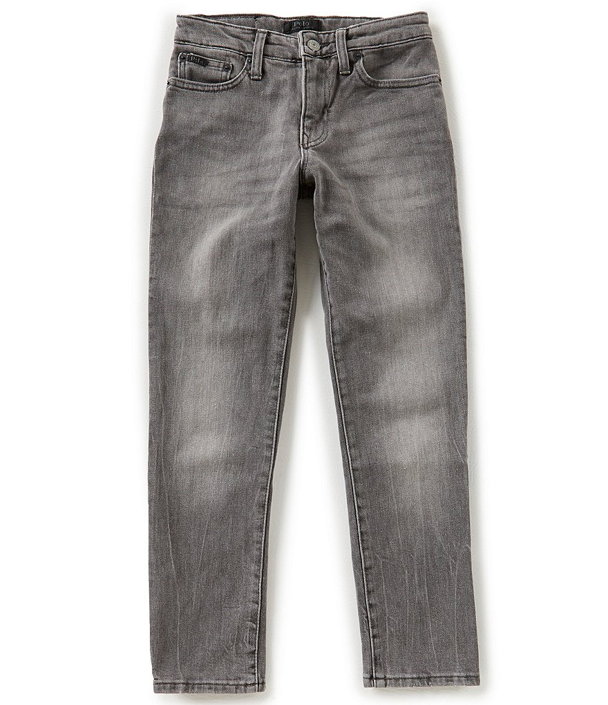 Ralph Lauren Childrenswear Big Boys 8-20 Sullivan Slim Stretch Jeans