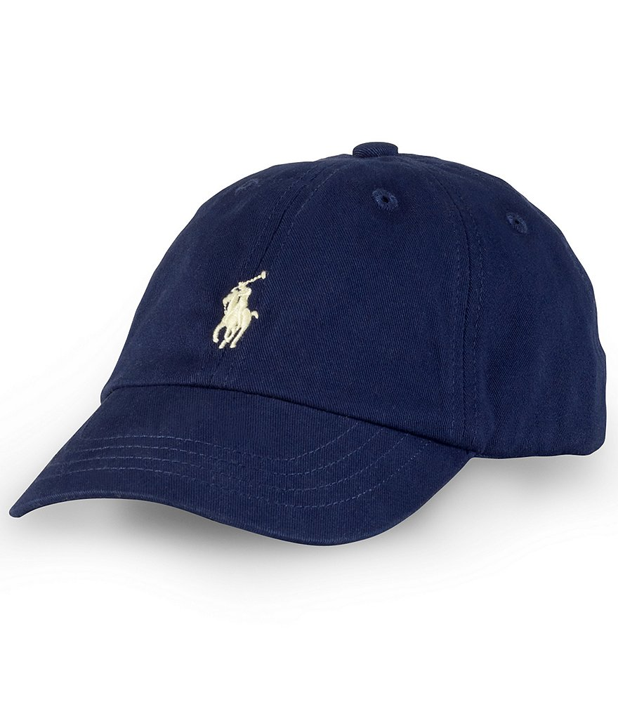 Ralph Lauren Childrenswear Little Boys Preppy Baseball Cap