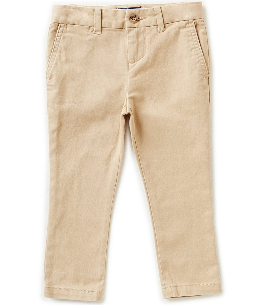 Ralph Lauren Childrenswear Little Girls 2T-6X Skinny Chino Pants