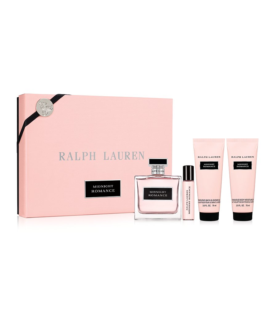 Ralph Lauren Midnight Romance Gift Set With Purse Spray