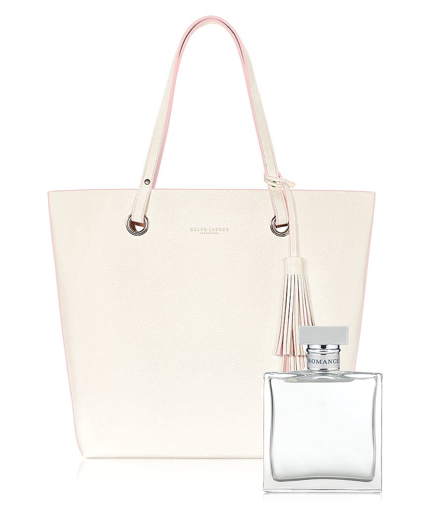 Ralph Lauren Romance Eau de Parfum and Tote Set