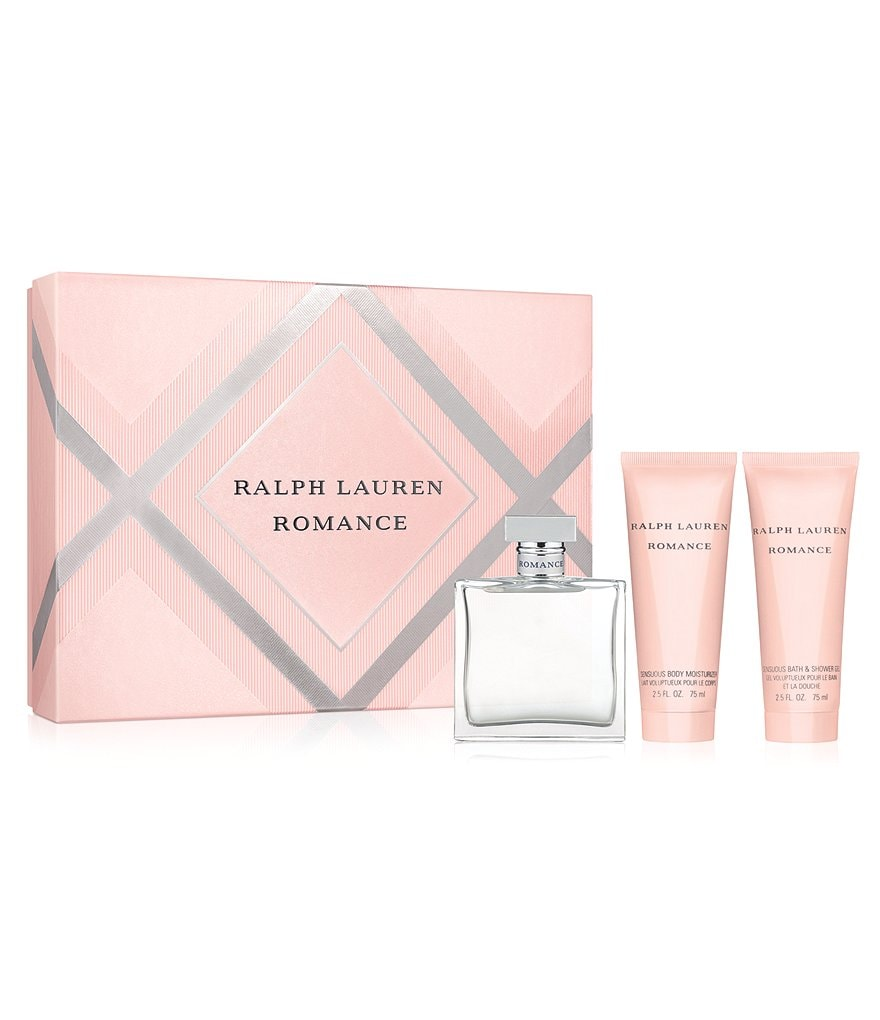 Ralph Lauren Romance Three Piece Gift Set