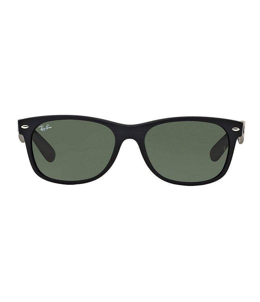 Ray-Ban New Wayfarer Plastic UV Protection Sunglasses