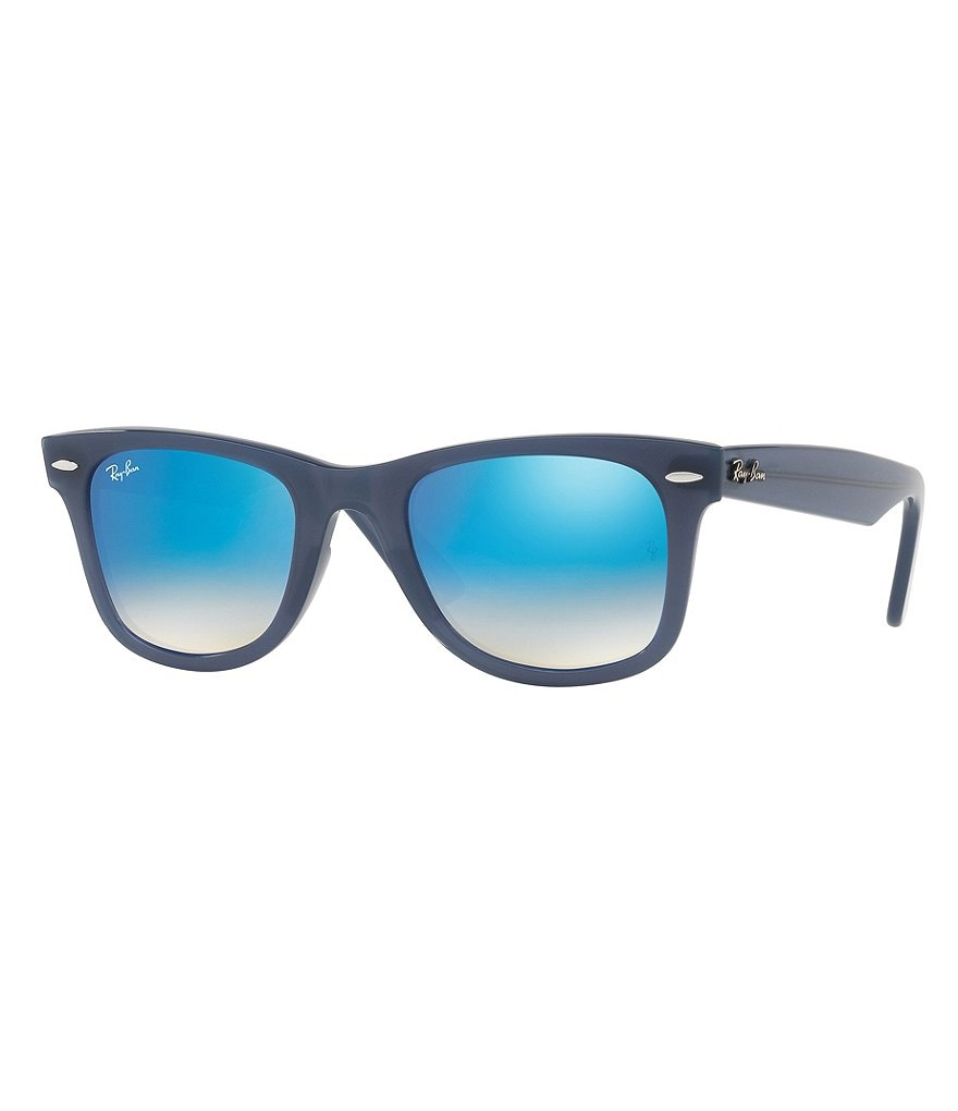 Ray-Ban Wayfarer Ease Mirrored Gradient Sunglasses