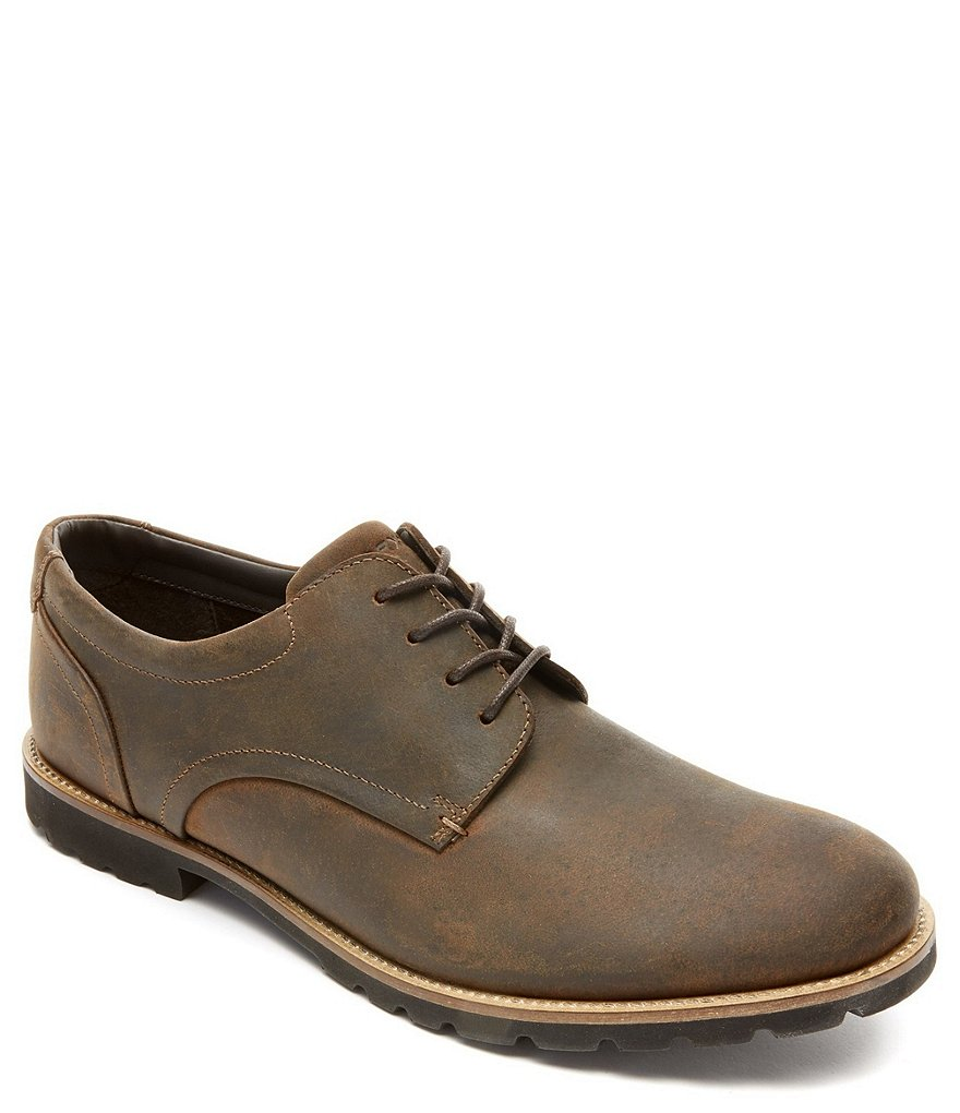 Rockport Men's Leather Colben Oxfords