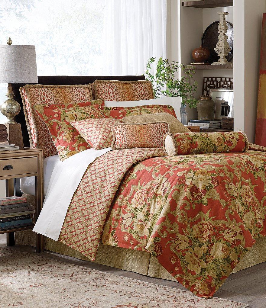 Waterford Bedding Dillards Rose Tree Ardennes Comforter