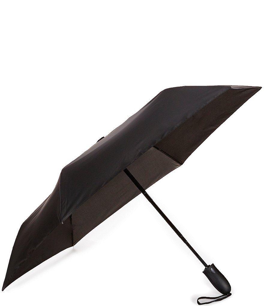 Roundtree & Yorke Auto-Open Compact 42#double; Umbrella