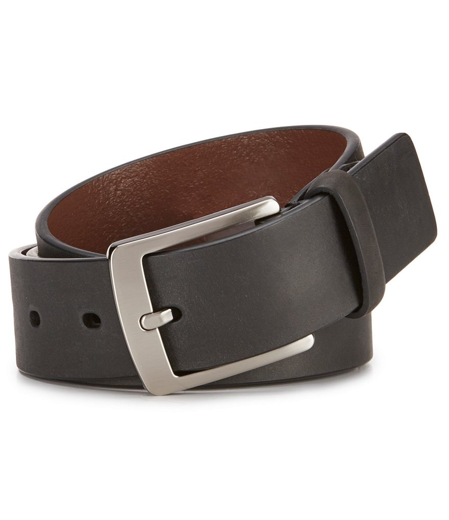 Roundtree & Yorke Hand Tack Leather Belt