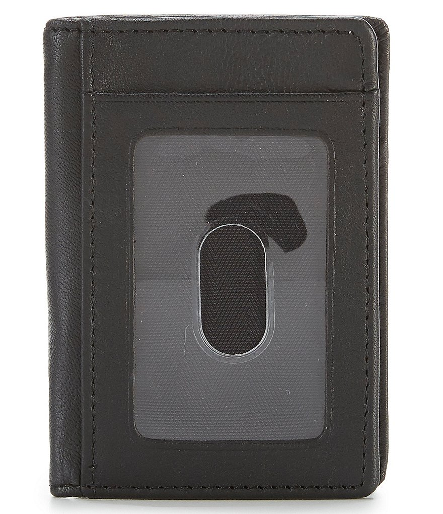 Roundtree & Yorke Leather Multi Card Case