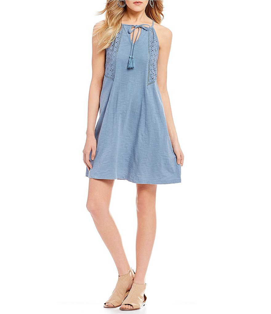 Roxy Enchanted Island Swing Dress