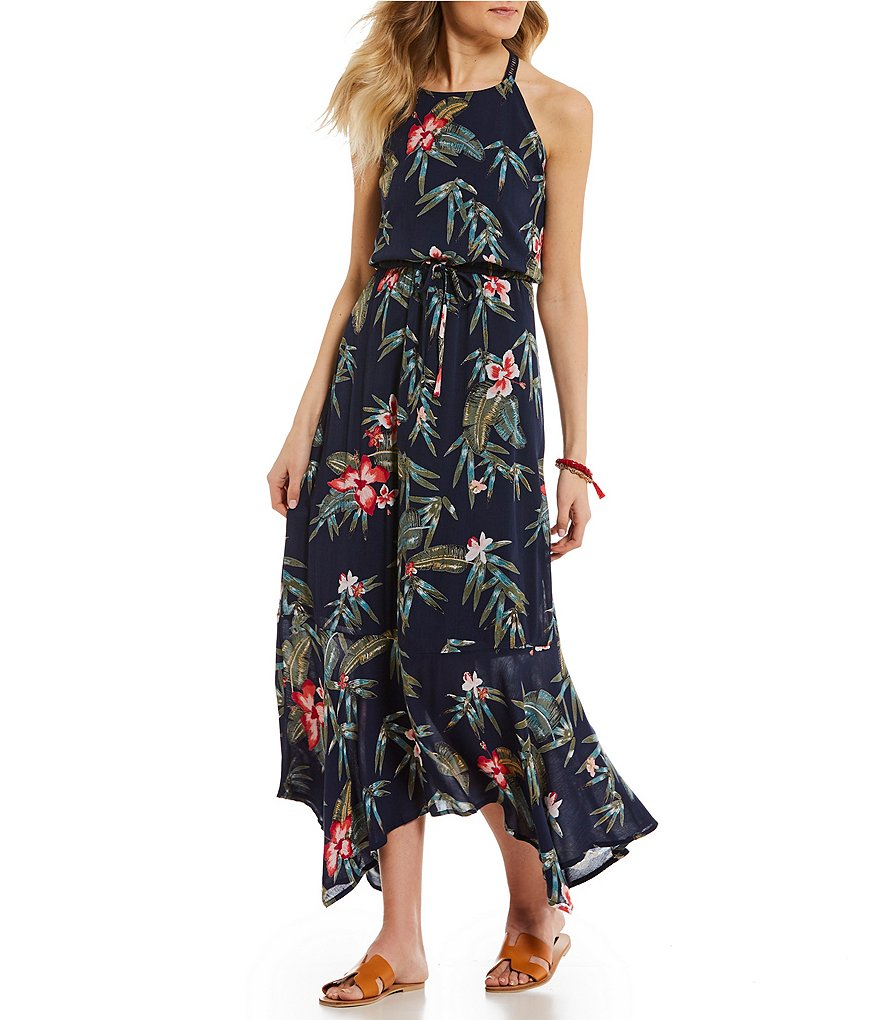 Roxy Groove The Physical Long Dress