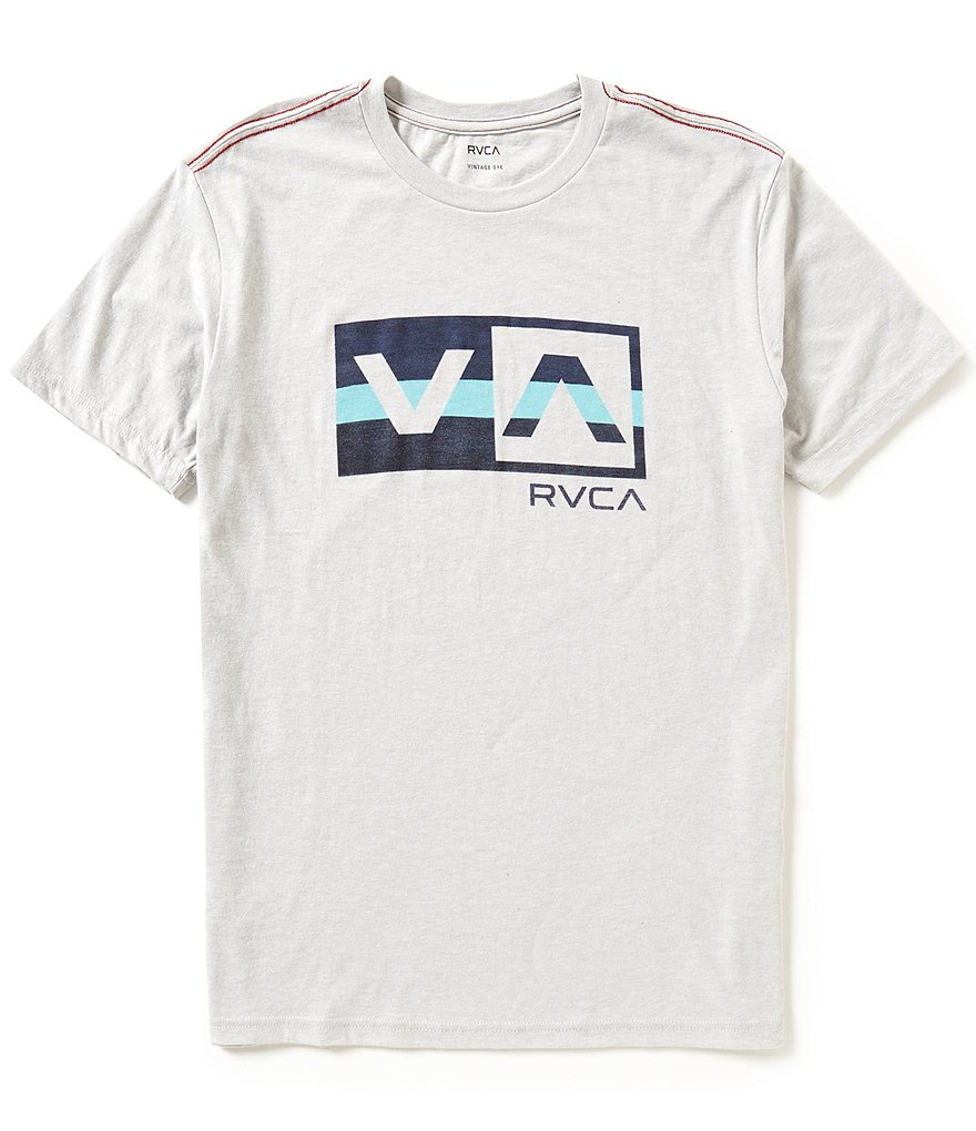 RVCA Session Balance Box Graphic Tee