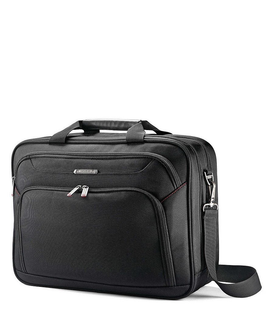 Samsonite Xenon 3.0 Two-Gusset Toploader Briefcase