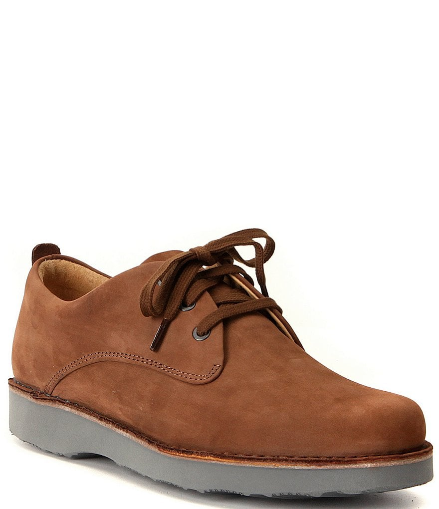 Samuel Hubbard Men's Hubbard Free Nubuck Oxfords