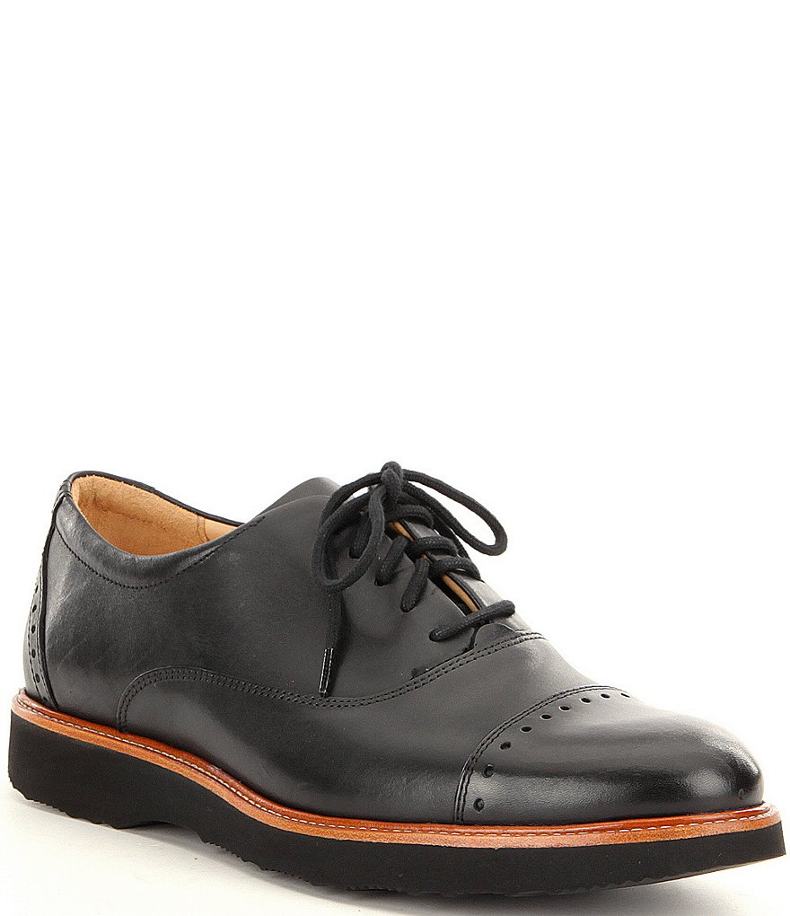 Samuel Hubbard Men's Market Cap Toe Oxfords