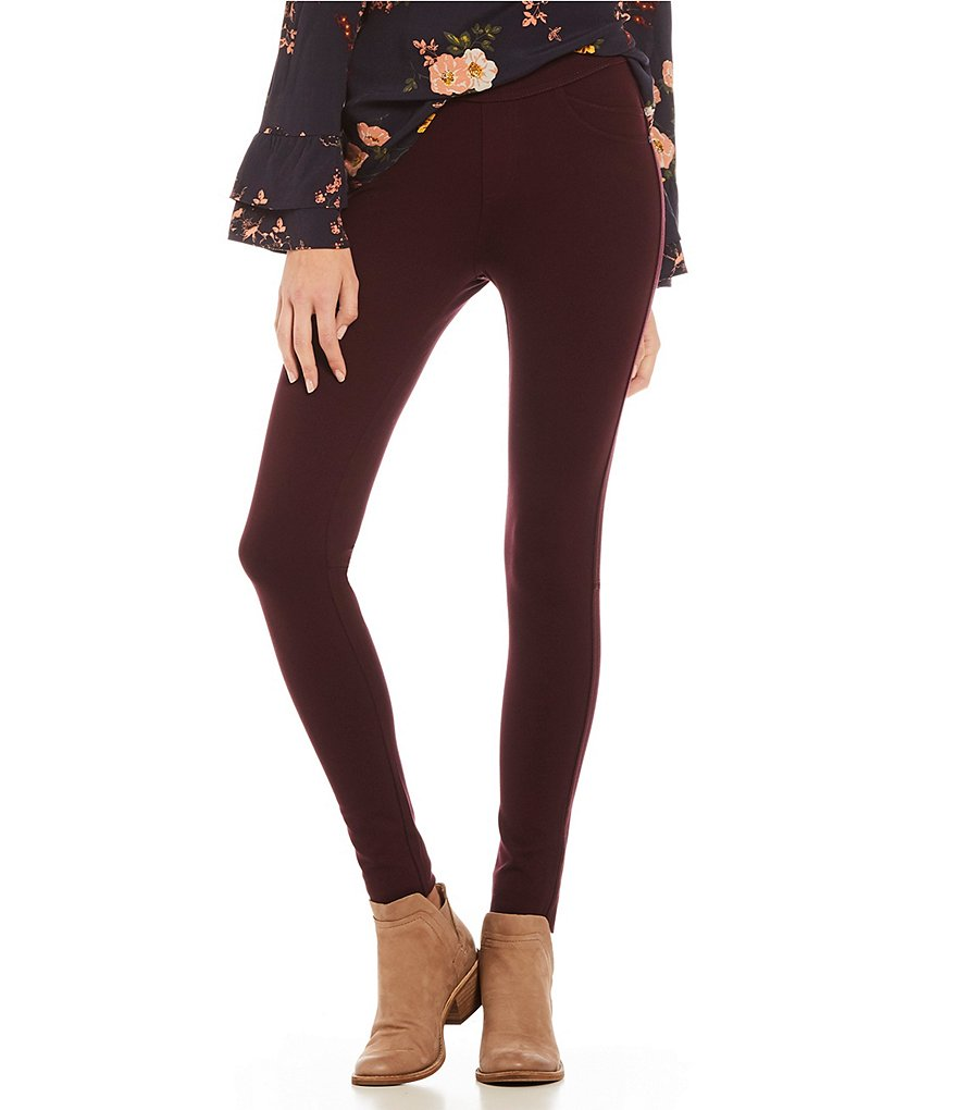 Sanctuary Original Grease Stretch Ponte Leggings