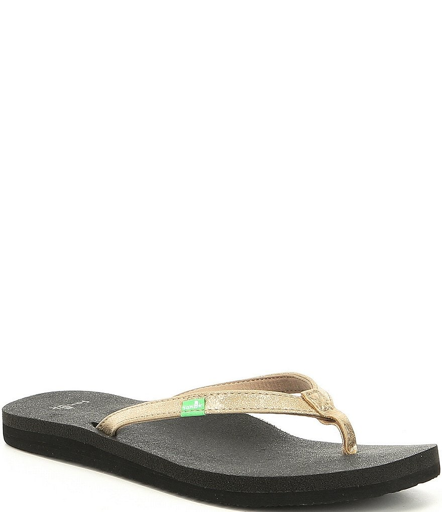 Sanuk Yoga Joy Flip Flop Sandals