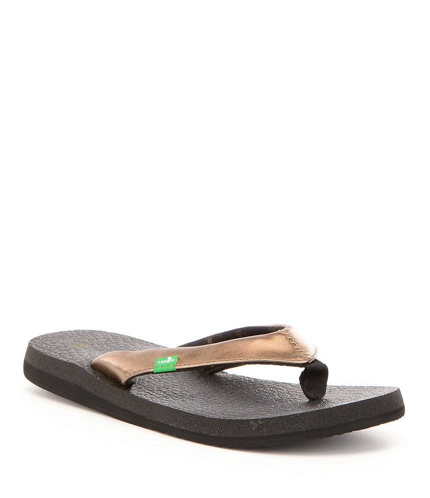 flops com mat surfers sanuk sidewalk brands s yoga brn bootbay at flip women brown