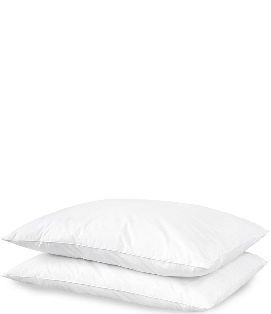 Sensorpedic Micro-Feather Plush Pillows Set of 2