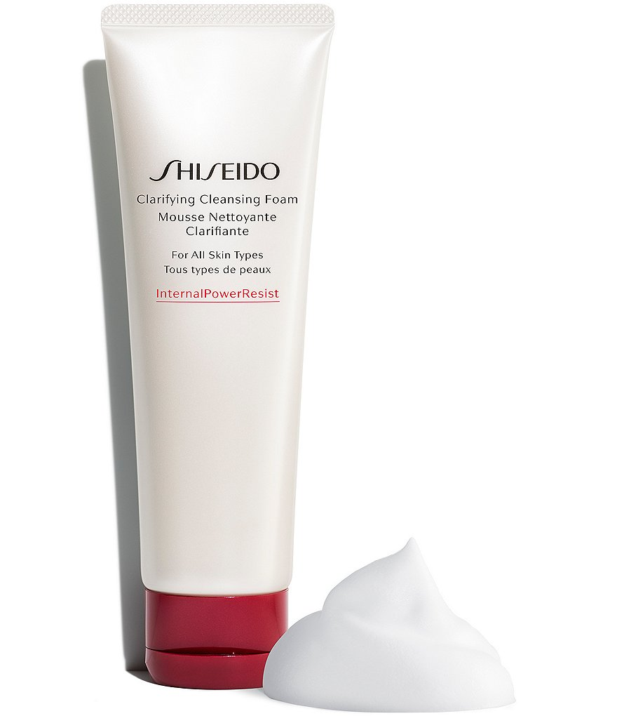 Shiseido Essential Clarifying Cleansing Foam