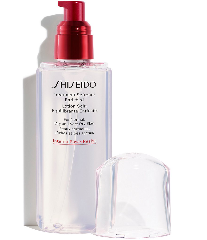 Shiseido Essential Treatment Softener Enriched