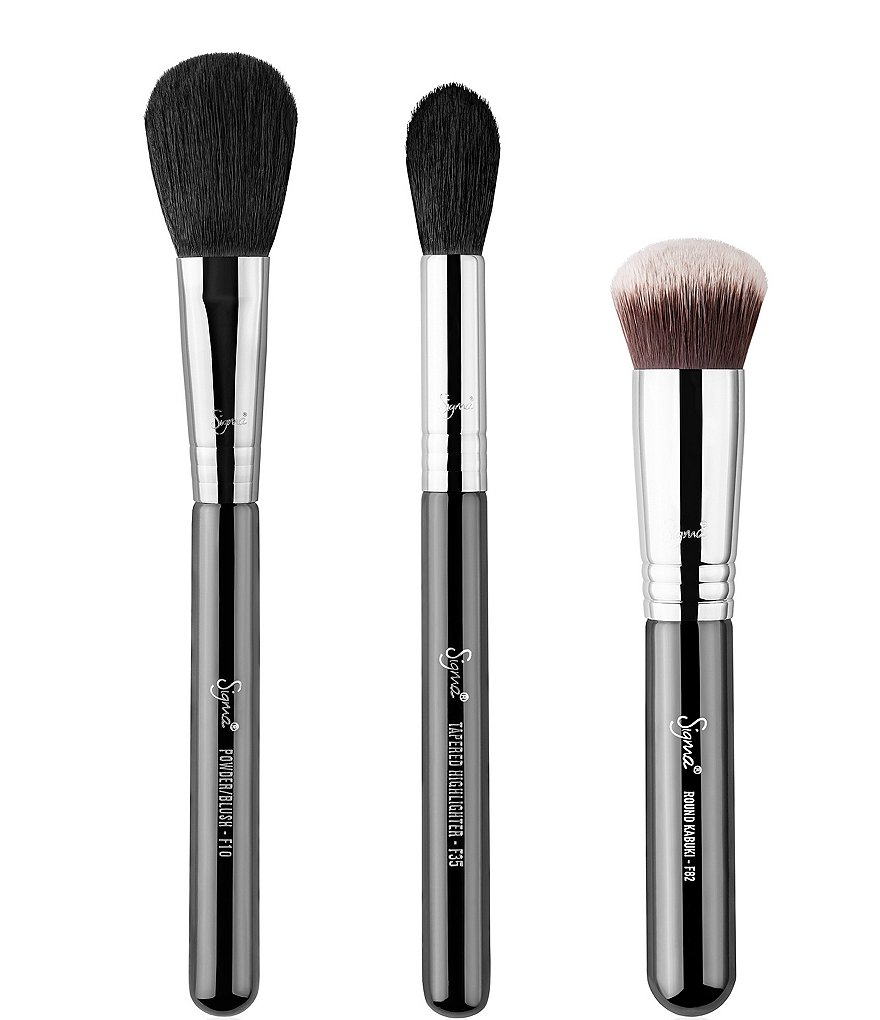 Sigma Beauty Sheer Cover Brush Set