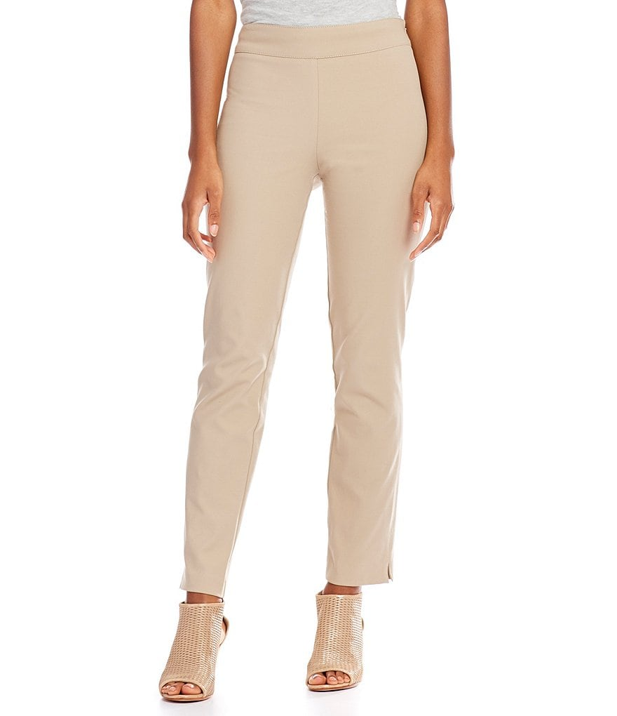 Sigrid Olsen Signature Refined Bi-Stretch Straight Leg Pants