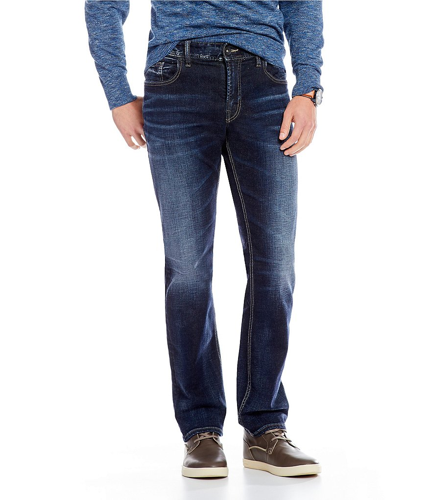 Silver Jeans Co. Allan Classic Slim Fit Jeans