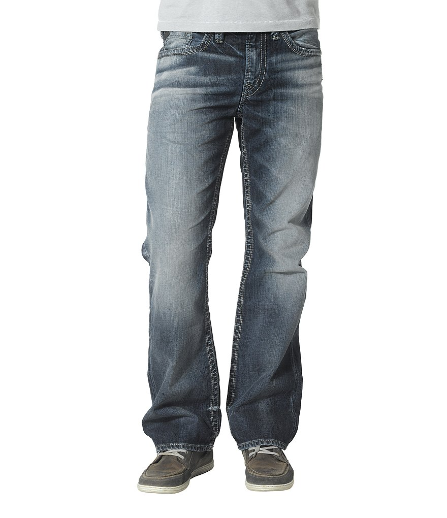 Silver Jeans Co. Craig Bootcut Jeans