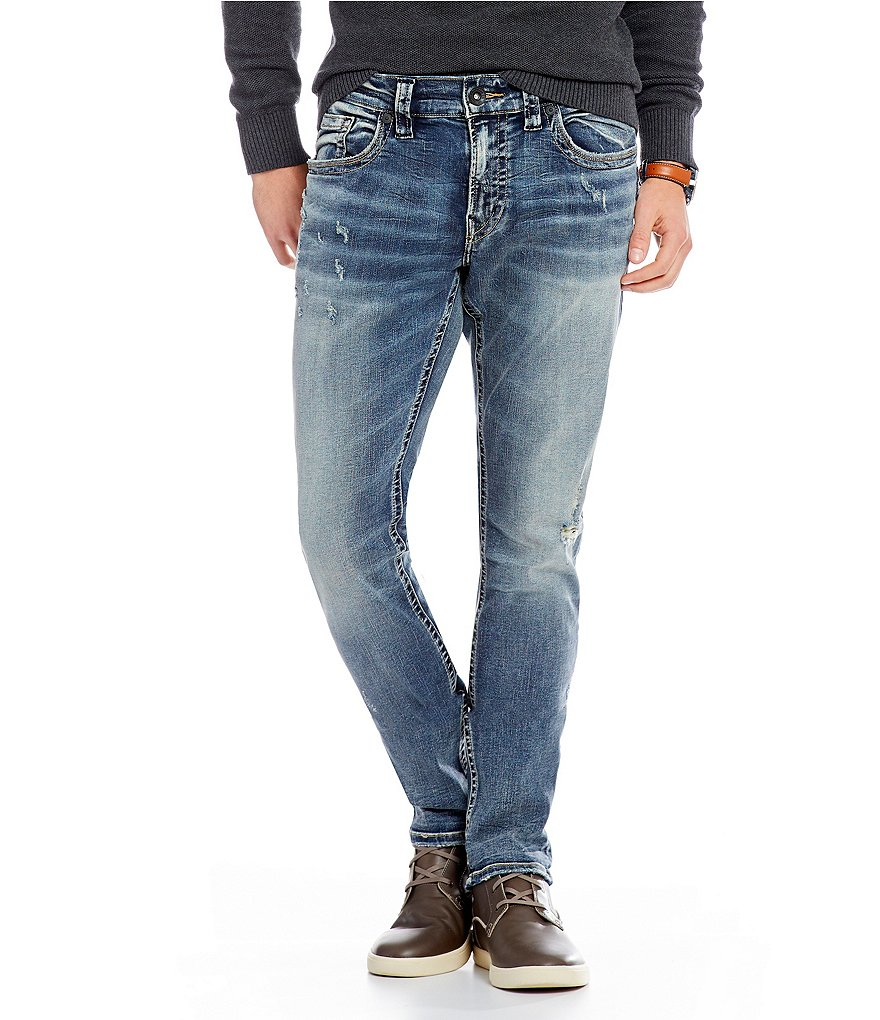 Silver Jeans Co. Taavi Slim Fit Jeans