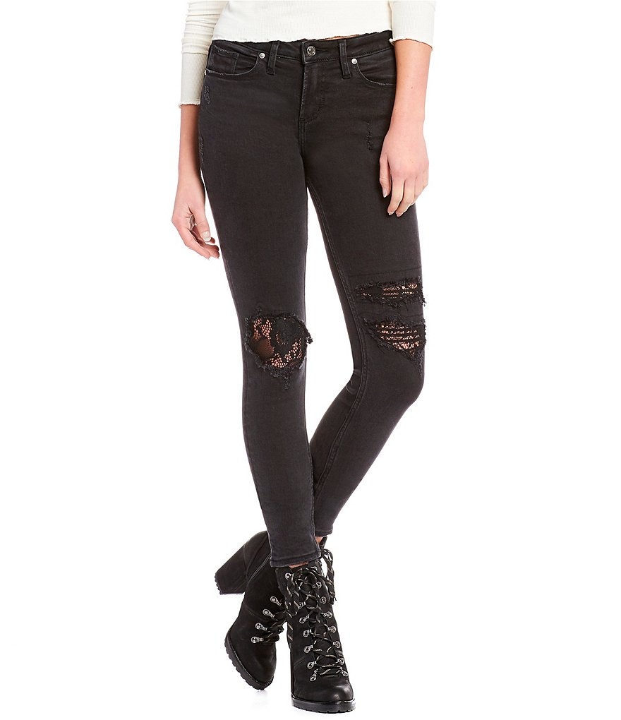 Silver Jeans Co. Aiko Skinny Jeans