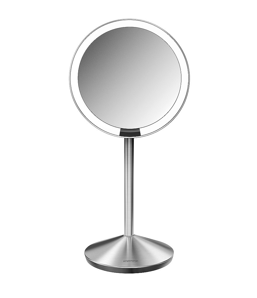 Simplehuman 5in Mini 10x Magnification Sensor Mirror
