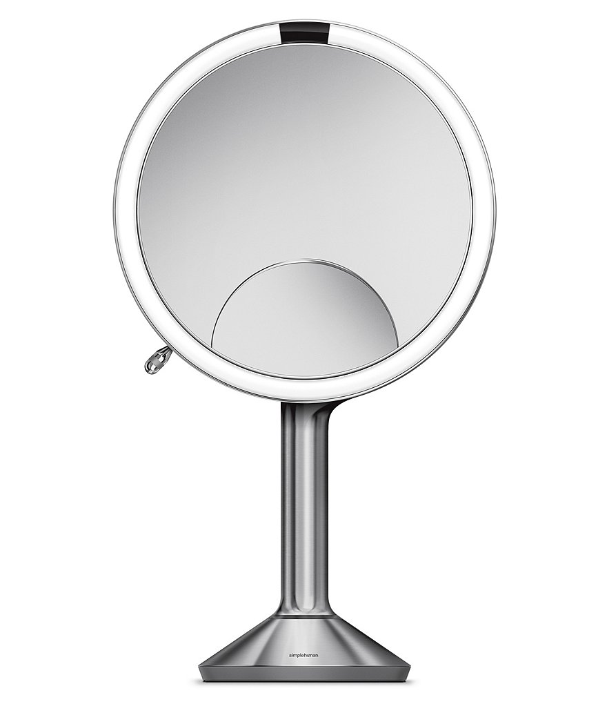 Simplehuman 8 Stainless Steel Sensor Mirror Trio