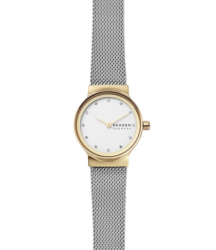 Skagen Freja Analog Mesh Bracelet Watch