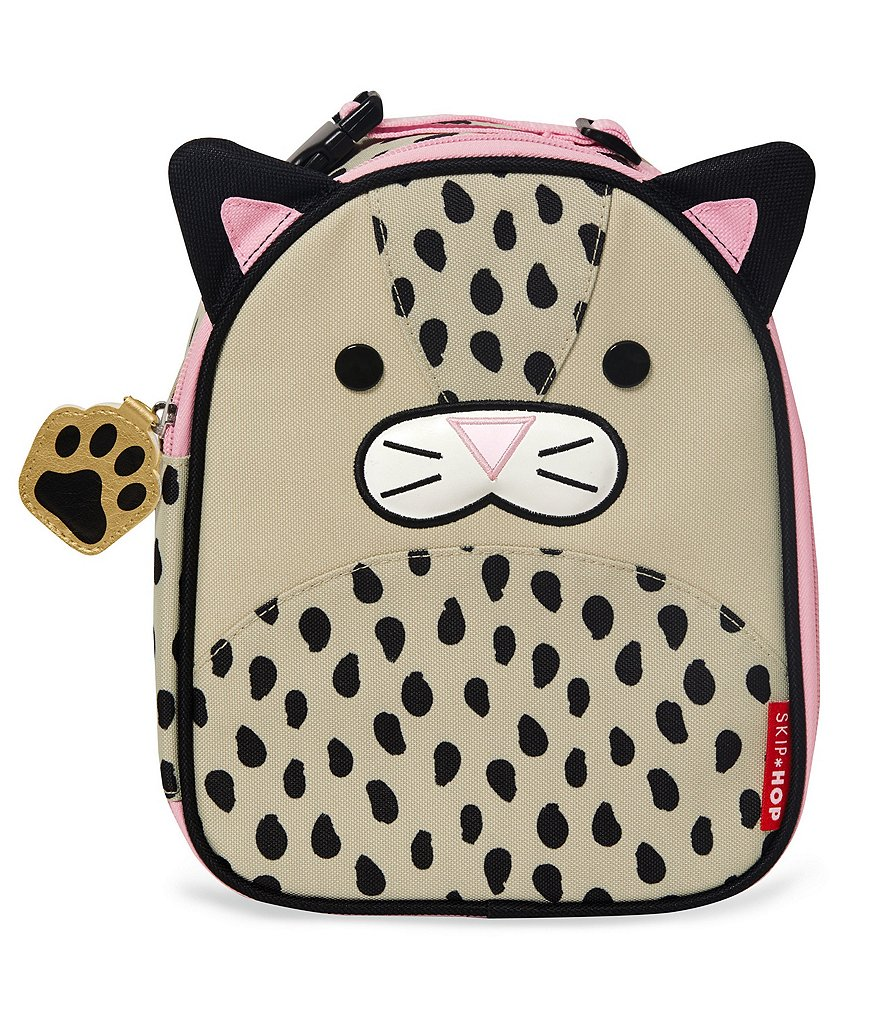 Skip Hop Zoo Leopard Lunch Box