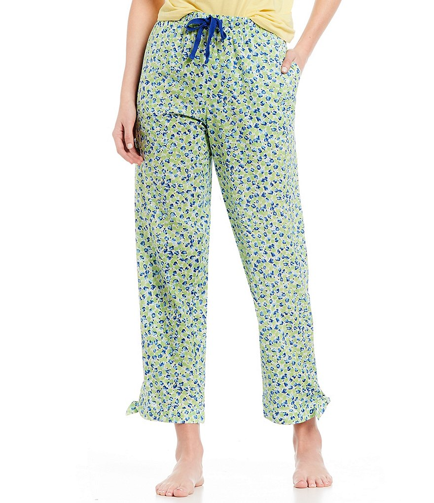 Sleep Sense Poppy-Printed Sleep Pants