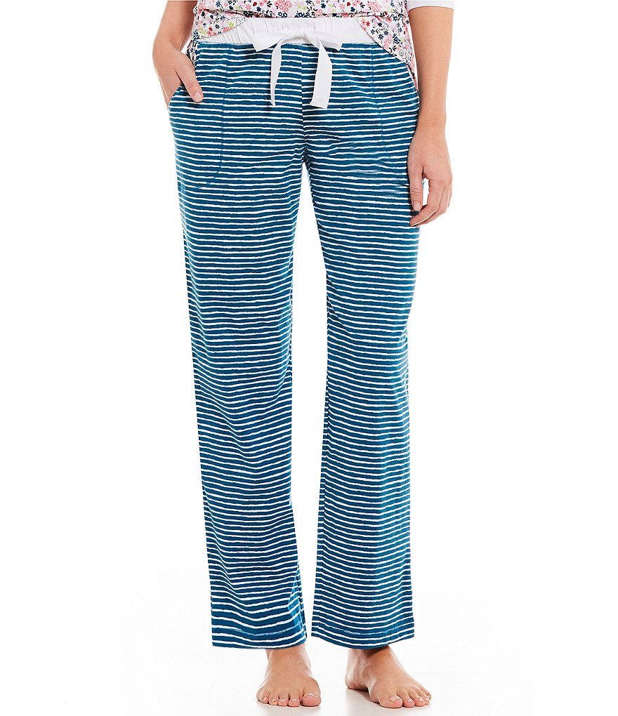 Sleep Sense Striped Sleep Pants