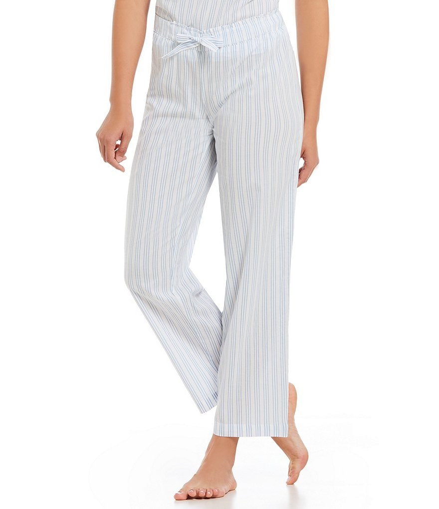 Sleep Sense Striped Woven Sleep Pants