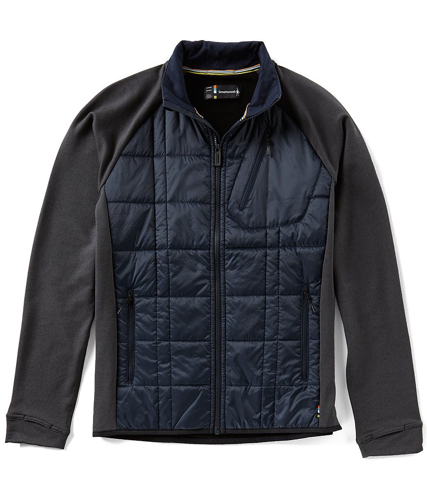 SmartWool Corbet 120 Mock Neck Quilted Jacket