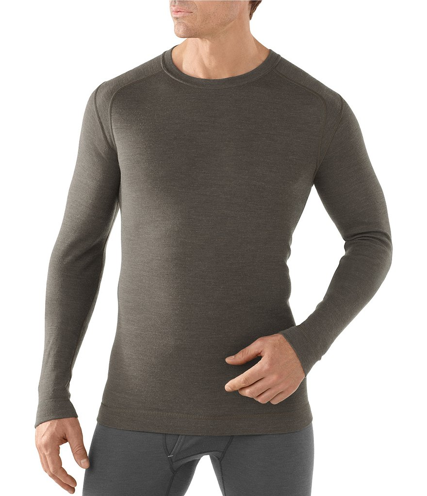 SmartWool Long-Sleeve NTS Mid 250 Crew Shirt